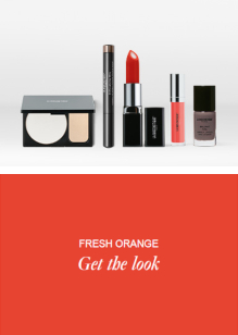 Friseur-Bielefeld-La-Biosthetique-Make-up-Collection-Spring-Summer-2019-Fresh-Orange
